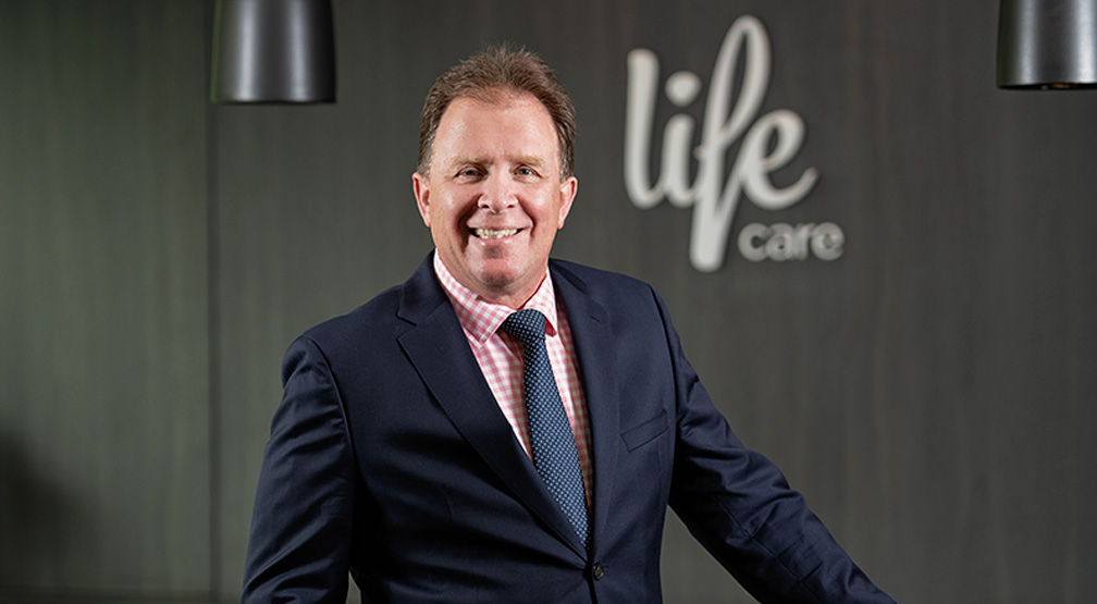 Image of Life Care CEO, Allen Candy