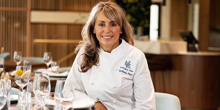Life Care Gaynes Park Suites - chef Bethany Finn