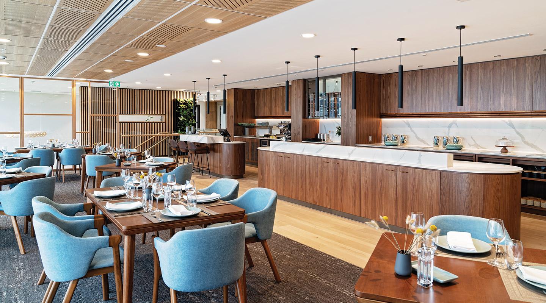 Life Care Gaynes Park Suites - dining room