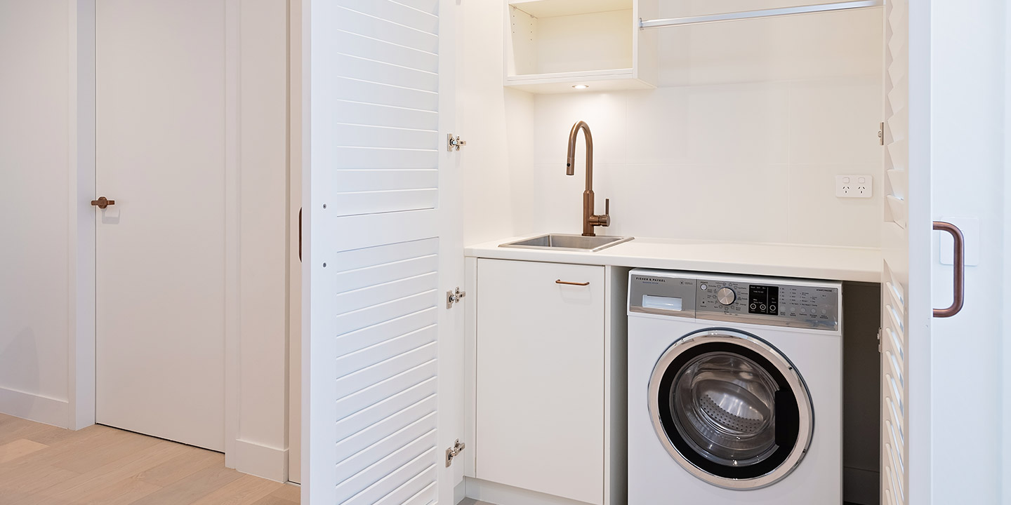 Assisted Living Apartment Laundry Life Care Gaynes Park Suites